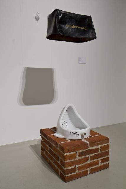 Duchamp - Fountain og Air og Underwood (lille).jpg